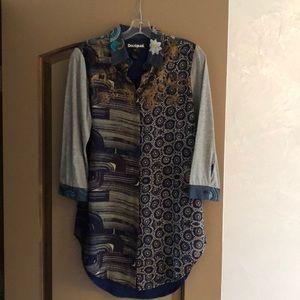 NWOT desigual tunic
